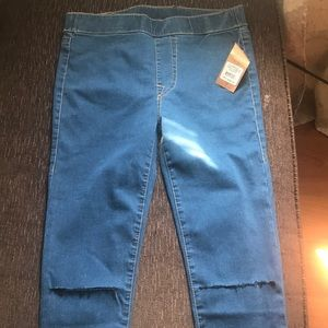 True Religion Starlet Leggings With Knee Slits